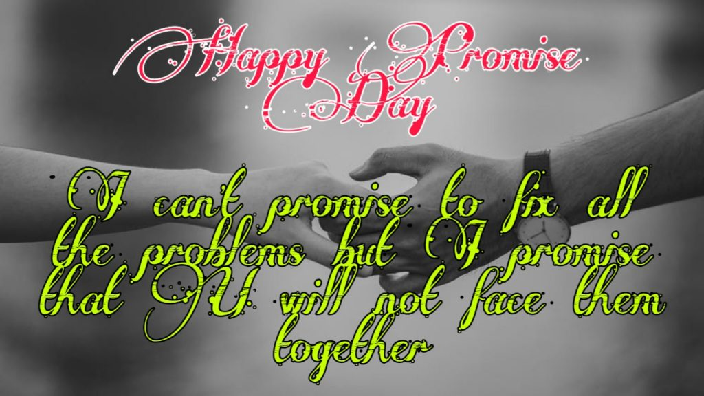 happy promise day image hd