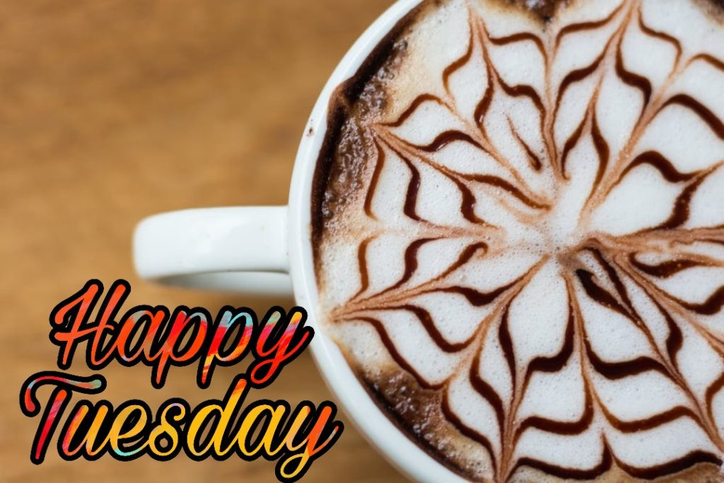 happy tuesday coffee