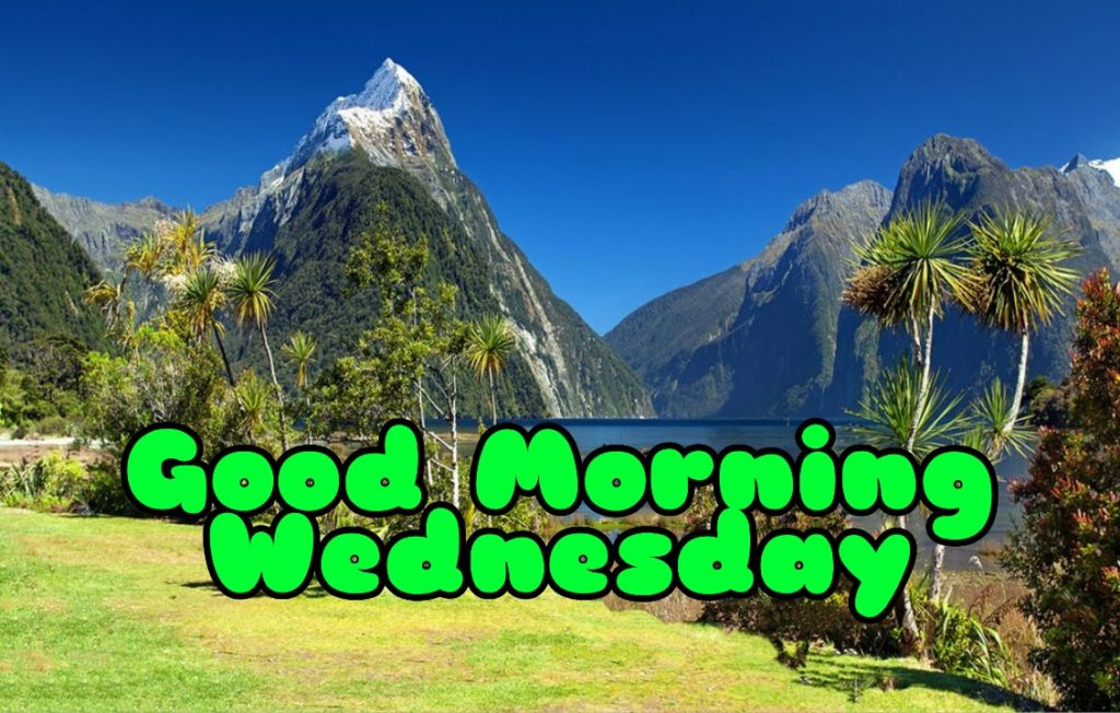 good morning wednesday blessings images