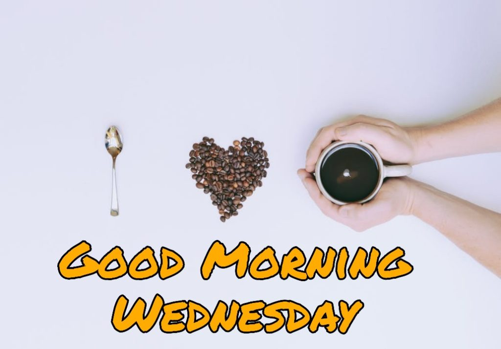 good morning wednesday coffee images