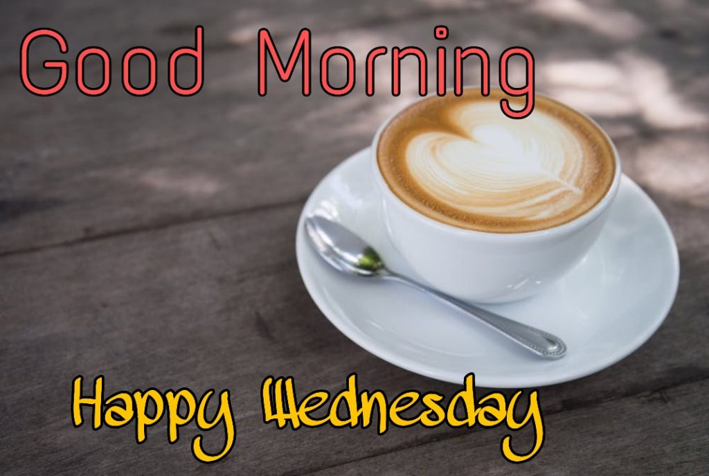 good morning wednesday coffee