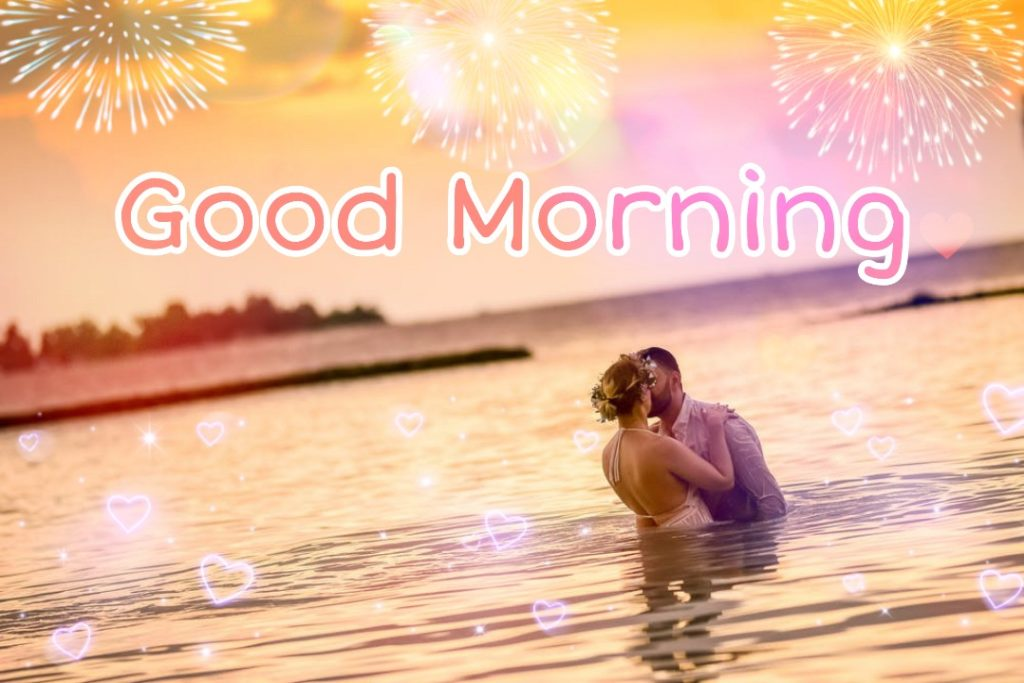 good morning kiss pictures
