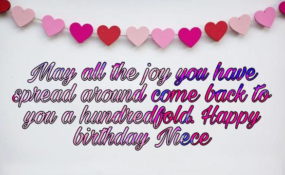 quotes for birthday niece